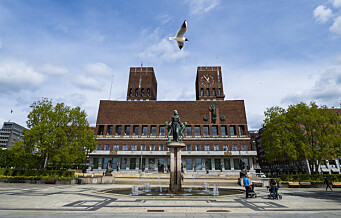 Rekordlav strømpris gjør at Oslo kommune taper enorme beløp