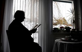150 korona-avvik på Oslo-sykehjem i april og mai