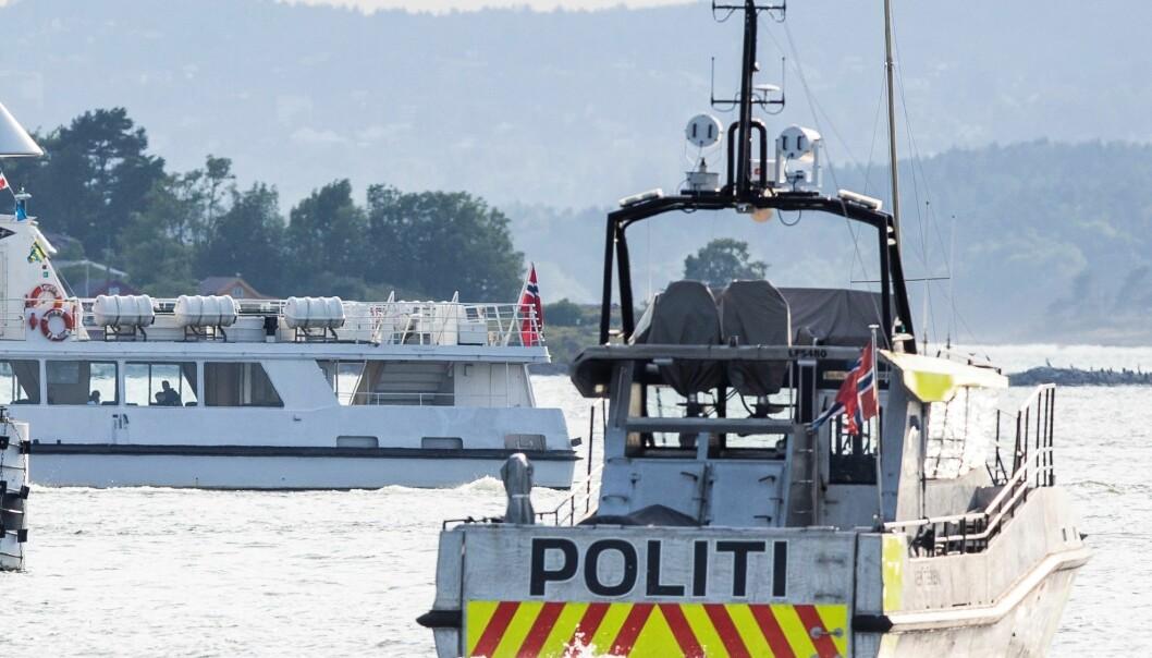 Yrkesfiskeren førte en båt på drøyt 10 meter da han ble stanset av politiet mellom Hovedøya og Vippetangen i juni i år.
