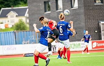 Forsvarsspill i toppklasse da Vålerengas damer slo Arna Bjørnar