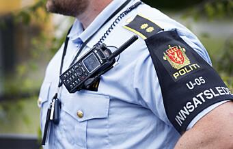 Politiet om bilbrann på Lofsrud: - Sterk mistanke om at den er påsatt