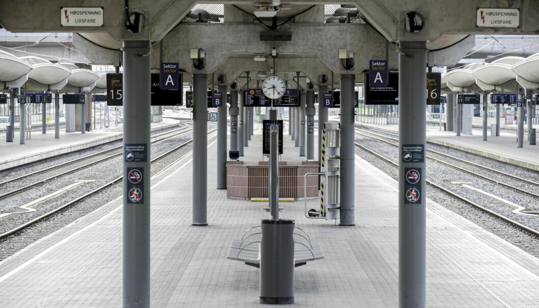 Ap, SV og Sp står bak utredningen der det foreslås å droppe ny togtunnel under Oslo.