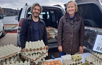 Bøndenes markedsplass i Oslo, REKO-ringen, utvider