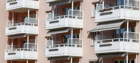 Kraftig prishopp for Obos-boliger i juli
