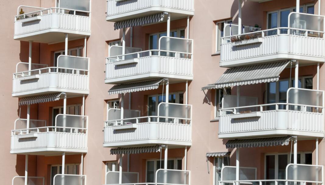 Obos opplevde rekordsalg av nye boliger i juli. Illustrasjonsfoto:
