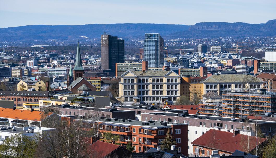 Smittetallene for hele Oslo går ned, men enkelte bydeler øker fortsatt. Bydel Gamle Oslo er blant de som har flere smittede siste døgn enn døgnet før.