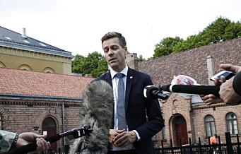 Samferdselsministeren kaller inn Oslo og andre byer til møte om elsparkesykler