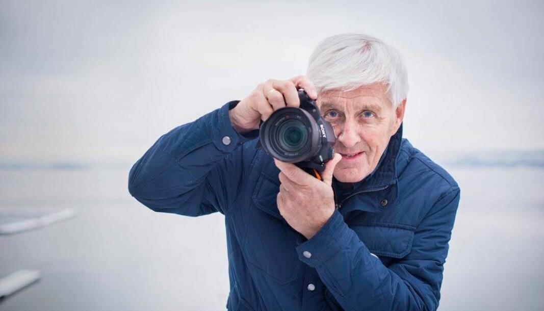 Knut Førsund er tilbake i stiftelsen Se. Stiftelsen arbeider blant annet for å få etablert et fotografihus i Oslo.