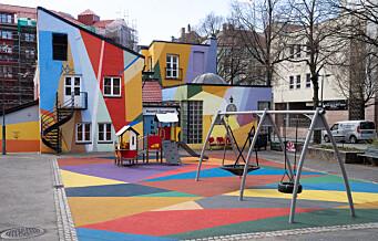 To av tre barnehageansatte i Oslo pålagt renholdsoppgaver
