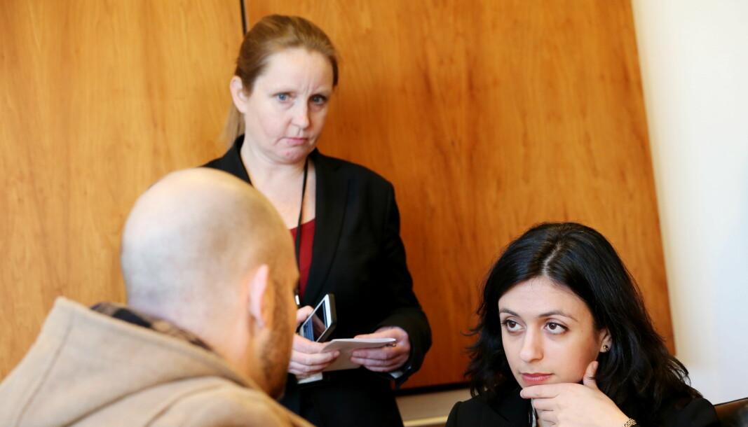Hanne Gjørtz (t.v.) slår et slag for sine kommunikasjonsmedarbeidere i Oslo kommune. Hun mener kommunikasjonsrådgiverne fortjener honnør for sitt pågående arbeid i å informere Oslos befolkning om viktige beslutninger.