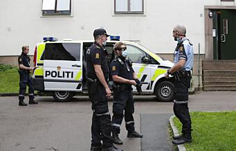Oslopolitiet fikk 1.621 søkere på 100 jobber