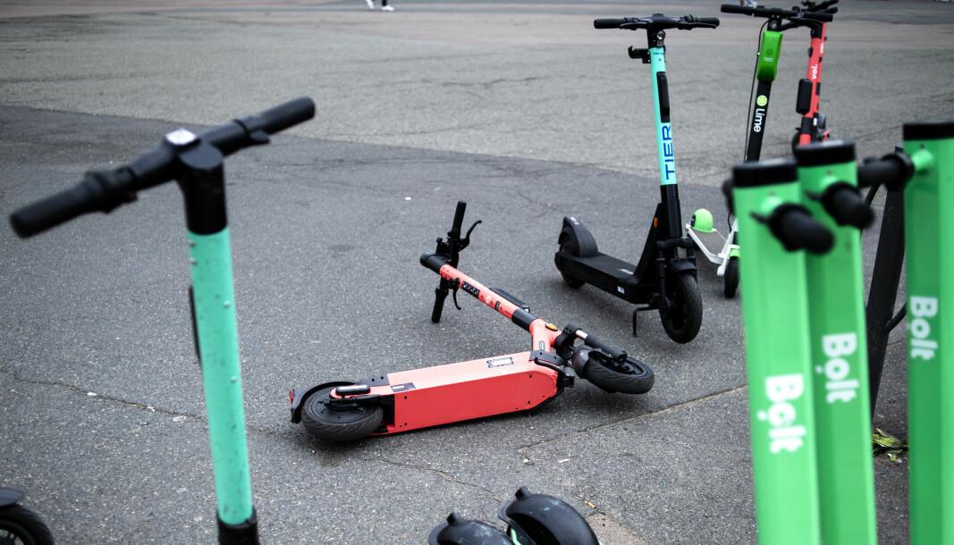 — Købehavn har klart å regulere elsparkesyklene, så hvorfor skal ikke Oslo kunne gjøre det samme? Spør Karin Beate Theodorsen fra Frogner bydelsutvalg.