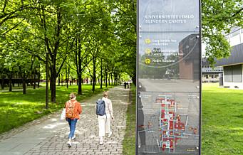 Tusenvis av studenter på vei inn til et Oslo med stadig stigende smittetall
