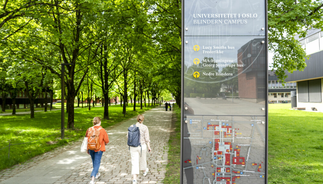 Universitetet i Oslo har over 28.000 studenter, som denne høsten vil oppleve et litt annerledes undervisningsløp preget av koronatiltak.