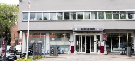 Stor pågang på Oslos koronatelefon - nasjonal telefon holder åpent søndag