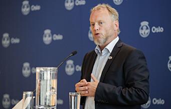 Raymond Johansen frykter buss-streiken vil føre til økt smitte