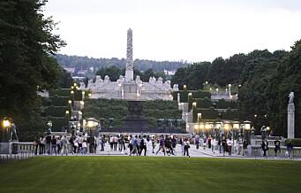 Politiet skal slå ned på drikking i Oslos parker: - Ølen i parken kan bli svært dyr