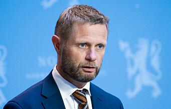 Høie mener Oslo kunne vært bedre forberedt på smitteøkning