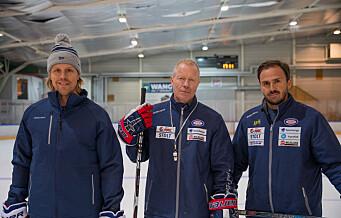 Vålerengas nye trenertrio på tynn is i Jordal ungdomshall