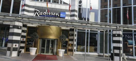 Byrådsleder frykter masseoppsigelser ved hoteller i Oslo