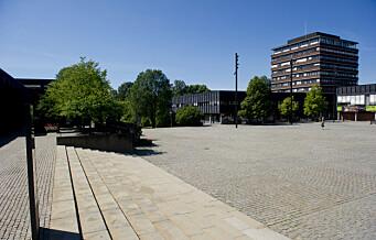 Universitetet i Oslo avlyser studentarrangementer