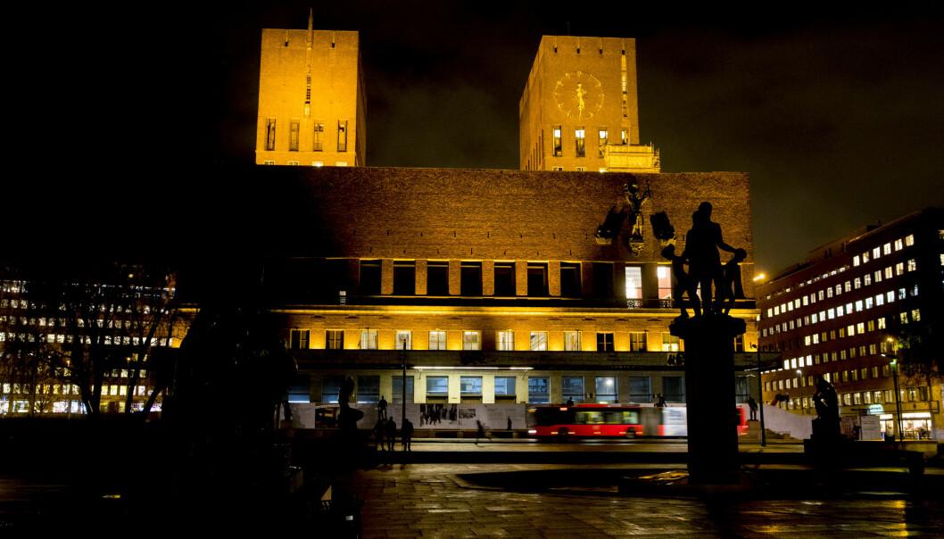 Oslos ordfører Marianne Borgen (SV) er blant faddervaktene som til helga skal passe på studentene.