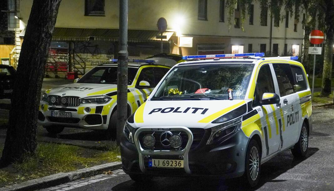 Det ble natt til fredag avfyrt skudd mot en leilighet på Bjølsen i Oslo.