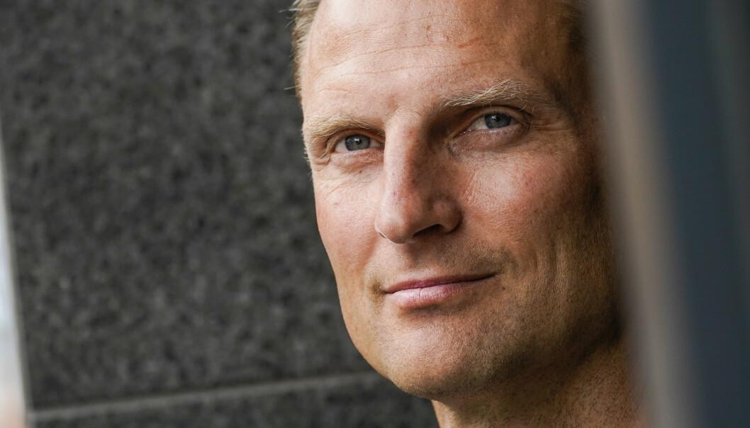 Frode Hagen er smittevernoverlegen med ansvar for å spore opp koronasmittede og for å sette inn nødvendige tiltak i byens bydeler.