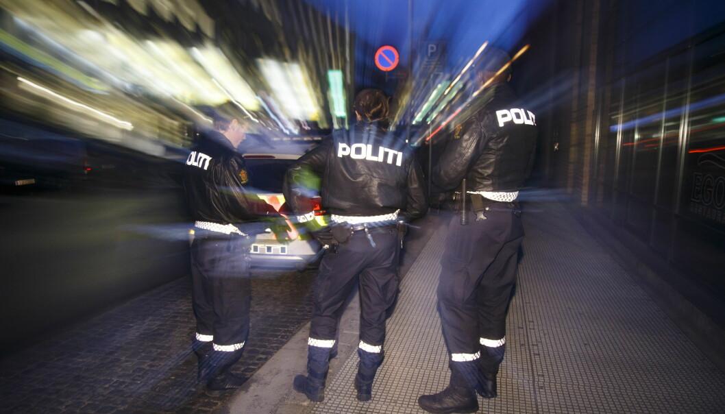 Politiet har en hypotese om bakgrunnen for den første trusselepisoden, uten at de vil gå nærmere inn på det.