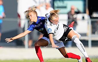 Stortalentet Celin Bizet Ildhusøy (19) legger proffplanene på hylla foreløpig. Blir Vålerenga-spiller enda ett år