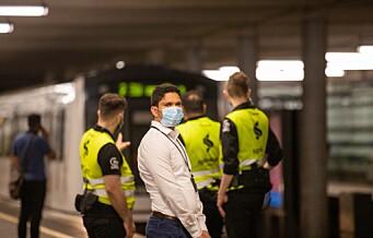 Oslo Frp krever gratis munnbind i rushtiden