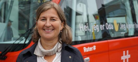 Oslofolk opplever de selvkjørende bussene som trygge