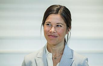 Lan Marie Berg: - Politiet må håndheve gjennomkjøring forbudt i Bygdøy allé