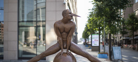 Sjekk det ut! I dag avdukes ti meksikanske bronseskulpturer på Aker brygge