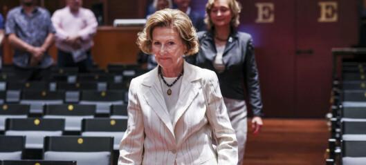 Dronning Sonja på Filharmoniens sesongåpning