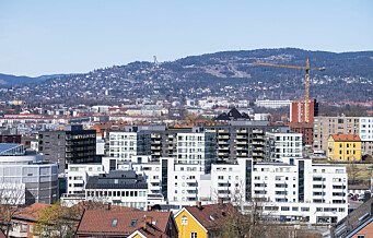 — Helt alminnelige folk dyttes nå ut av Oslo på grunn av boligprisene. Boligkarusellen er på vei ut av kontroll