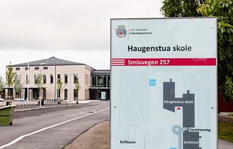 Smitteutbrudd ved Bøler og Haugenstua skole. Ansatte og elever må i karantene