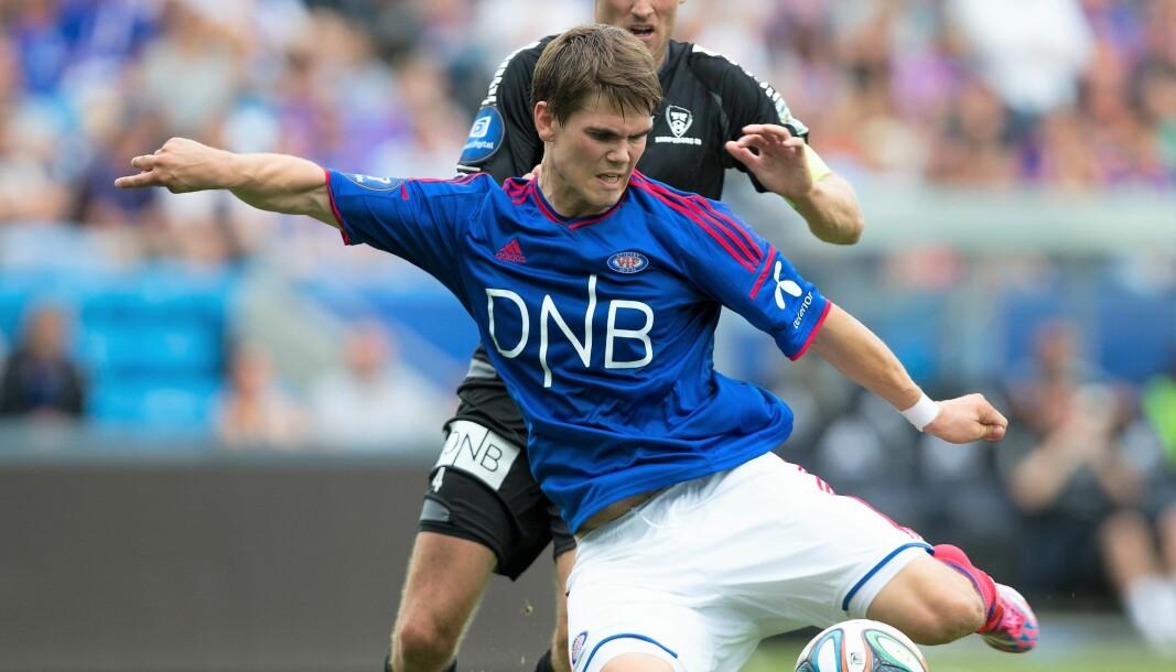 Den islandske storscoreren Vidar Örn Kjartansson er ifølge TV2-sporten på vei tilbake til Oslo og Vålerenga fotball.