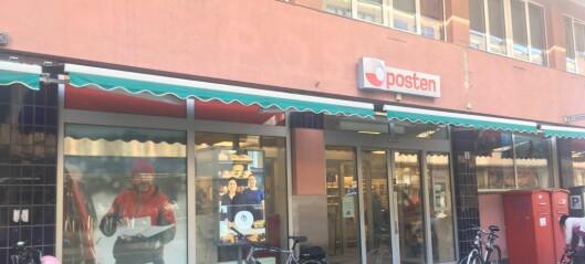 Rodeløkka postkontor og tre andre postkontor legges ned. Se hvilke her