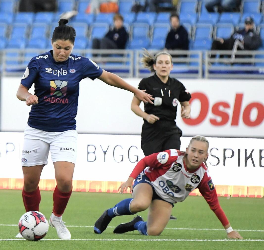 Tross serbiske Dejana Stefanovic feilfrie straffe, gikk ikke Vålerenga videre i Mesterligaen torsdag ettermiddag.
