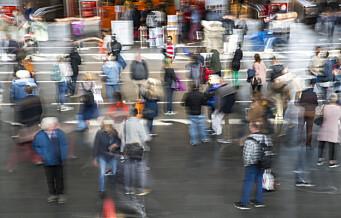 Kraftig økning av uføre under 35 år i Oslo: - I hovedsak er det unge med psykiske lidelser