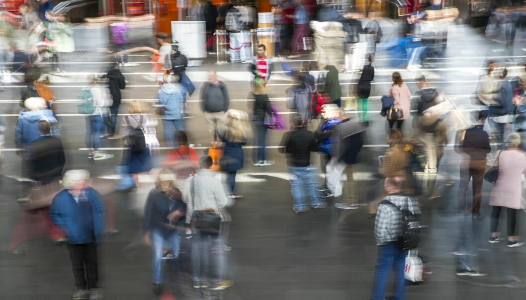 Foreløpig er det ingen tegn på at antallet uføre er påvirket av koronapandemien. Økningen i antall uføre i Oslo følger en trend over flere år, mener Nav.