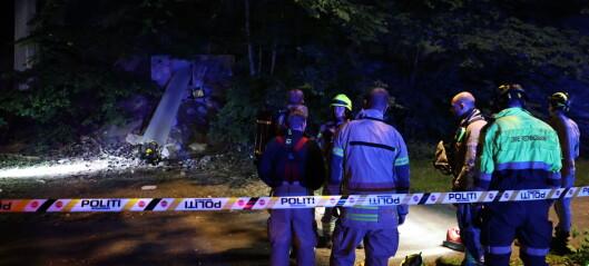 Oslo universitetssykehus og politiet: - Alle med symptomer etter grottefesten må melde seg hos legevakt
