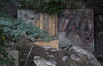 Festulykken på St. Hanshaugen: Lovisenberg-stiftelse eier grotteanlegg. Politiet var varslet om ulovlig fest