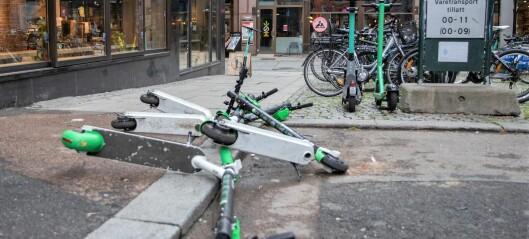 Operatører forventer oppskalering av antall elsparkesykler og kaos i gatene