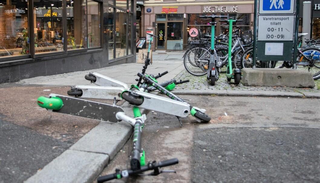 Byrådet i Oslo har lenge etterspurt statlige retningslinjer for å kunne regulere elsparkesykler i Oslo. Nå ser byrådet ut til å bli bønnhørt.