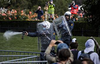 - Vi har full tiltro til politiet i Oslo