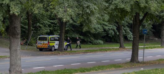 Tre personer ligger fortsatt til overvåking etter grottefesten på St. Hanshaugen