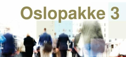– MDG setter Oslos kollektivsatsing i fare