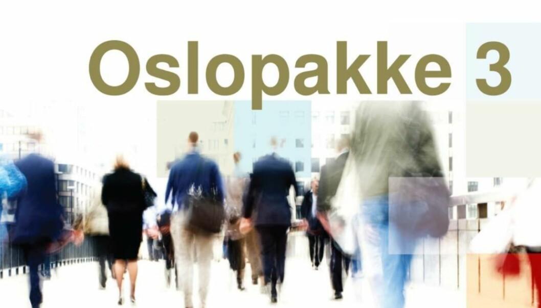 MDGs håndtering av Oslopakke 3 er elendig miljø- og samferdselspolitikk, mener Marit Vea.
